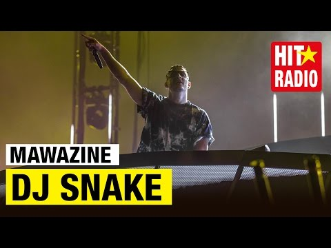 MAWAZINE 2017: DJ SNAKE FAIT VIBRER RABAT