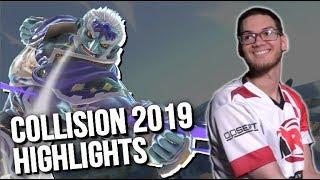 Collision 2019 Smash Ultimate Highlights Feat. Nairo, Marss, Tweek, Dabuz, and more!