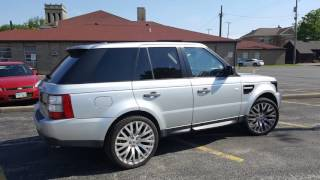 2009 Range Rover Land Rover HSE Sport See what Wayne's Cadillac customers are saying at http://www.wayneulery.com/cadillac#Rangerover #landrover #hse #sportGot Onstar?  Have a GM vehicle without it?  Get a trial for 90 days.  Learn more: https://wayneulery.com/OnstarTrialFor national sales contact Wayne Ulery at 330.333.0502See behind the scenes at:http://www.wayneulery.com/snapchatBook your test drive online at: http://www.wayneulery.com/setappointmentHot Cadillac Videos:2016 Cadillac Escalade Platinumhttps://www.youtube.com/watch?v=ADnwf4MAcTA2016 Cadillac CT6 Luxury Automatic Parking Demo included.https://www.youtube.com/watch?v=8kMCEEHcVlI2016 Cadillac ATS-Vhttps://www.youtube.com/watch?v=UosCRFbXHLUFind Wayne Ulery at Columbiana Cadillac Buick Chevrolet.  Your local Youngstown, Austintown, Boardman, Canfield, Poland, Sharon, Pittsburgh, Akron, Cleveland Cadillac dealership.