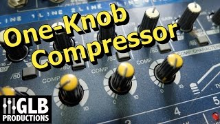 Video How to use a one knob compressor MP3, 3GP, MP4, WEBM, AVI, FLV November 2018