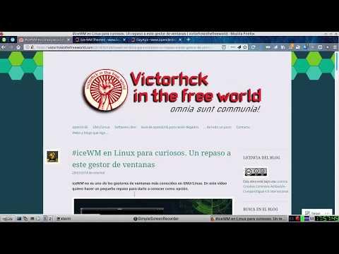 Cómo instalar un nuevo tema en iceWM