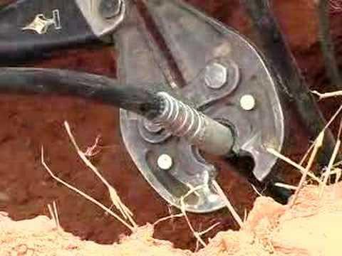 Installing Underground Wiring