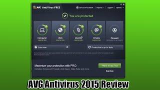 AVG Antivirus Free video review