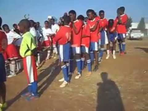 Ladies Soccer U/13, Junior Dipapadi Sport Development