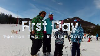 First Day: Alba Adventures - Hunter Mountain - Season 2 EP 1