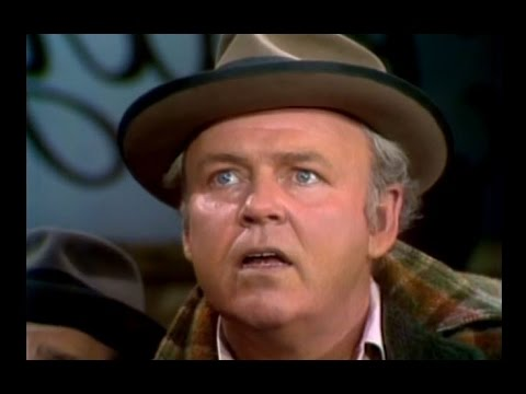 Richard Nixon Gets Revenge on Archie Bunker - 1971