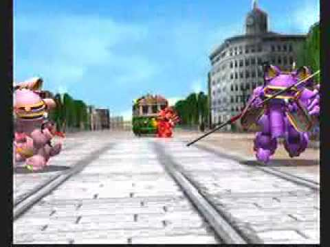 Sakura Taisen 4 Dreamcast