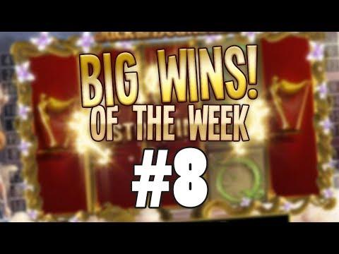 BIG WINS OF THE WEEK #8 40.000€ INSANE WIN! (Twitch Casino Streamers)
