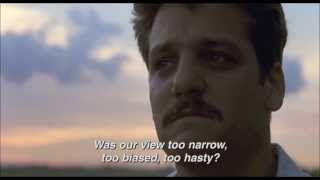 Motorcycle Diaries Final Scene