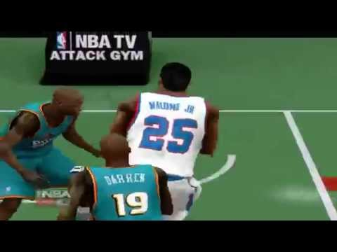 Fictional 2k DC - Karl Malone Jr.