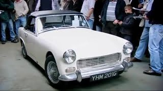 Video Classic car rally challenge | Top Gear | BBC MP3, 3GP, MP4, WEBM, AVI, FLV Maret 2019