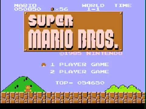 Super Mario Bros - The 8-Bit Opera