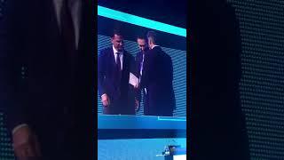 EAU Crystal Matula Award 2018
