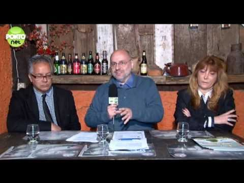Ricardo Orlandini entrevista Júlio Ribeiro e Nelci Guadagnin, diretores da Revista Press