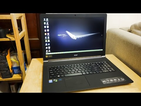 Acer Aspire V Nitro Gaming Laptop Review [Black Edition]