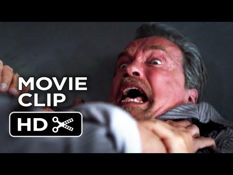 Escape Plan Movie CLIP - Prison Fight (2013) - Arnold Schwarzenegger Movie HD