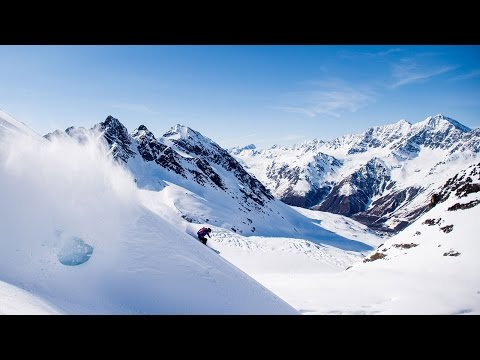 Warren Miller Entertainment - No Turning Back - ©Warren Miller Film Tour
