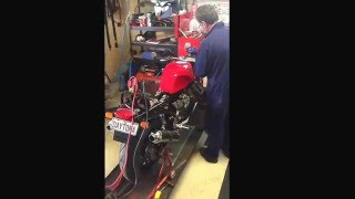 10. Moto Guzzi RaceCo Daytona 1288