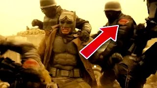 Batman Vs Superman EASTER EGGS Dawn of Justice Trailer & Predictions