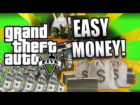GTA 5 Stock Market (GTA 5 EASY MONEY MAKE MILLIONS!!!) GTA 5 Money