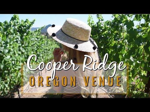 Oregon Venue  -  Cooper Ridge Vineyard & Winery
