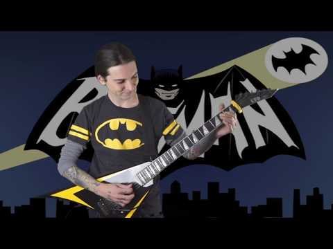 1966-luvun Batman-tunnari (Metal Cover)