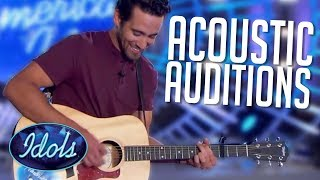 Video AMAZING ACOUSTIC Auditions on American Idol 2018! | Idols Global MP3, 3GP, MP4, WEBM, AVI, FLV September 2018