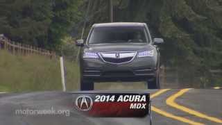 Road Test: 2014 Acura MDX