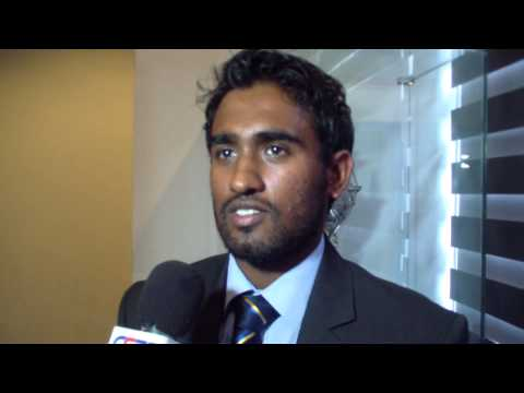 The Googly | Ajantha Mendis Vs Avishka Gunawardene