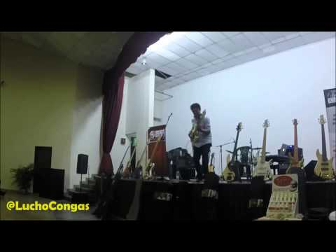 Ella es mi fiesta - Carlos Vives -  ((Cover Bass)) Luis Angel