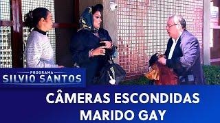 Pegadinhas - Marido gay  Câmeras Escondidas (23/06/19)