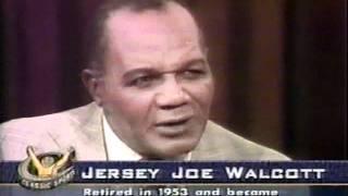 Joe Louis Vs Jersey Joe Walcott, I&II