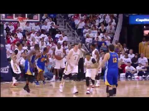 Video: Chef Curry Serves Sweet Dish to Barnes