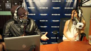 Ashley Tisdale Speaks on Charlie Sheen and Lindsay Lohan's Relationship on Sway in the Morning