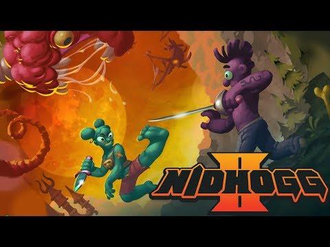 Nidhogg 2 - videogamedunkey