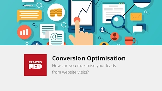 Want to know how to maximise the sales and marketing potential of your existing visitors? Welcome to conversion optimisation. In this video, we're going to look at what conversion optimisation is, as well as how you can start using it for your own marketing.