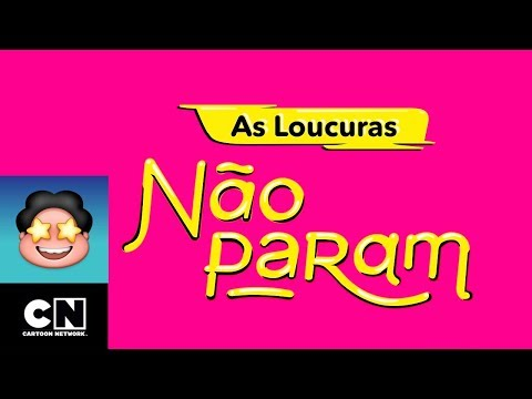 As LOUCURAS não param!  Steven Universo  Cartoon Network