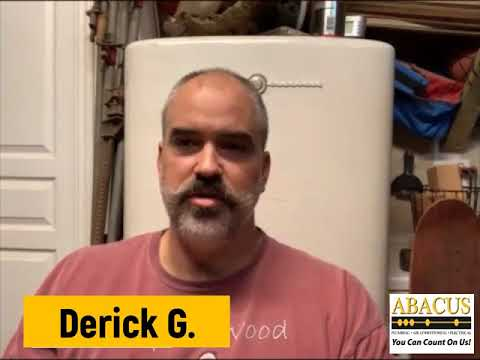 Plumbing Review For Abacus Plumbing Garbage Disposal and Backup-ed Water lines