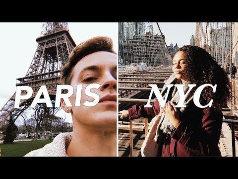 €20 IN PARIS vs $20 IN NY (видео)