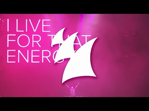 I Live for That Energy (ASOT 800 Theme) [Live]