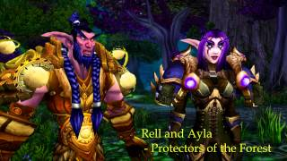 Why did you join the Alliance? (WoW Machinima by Mooclucking)