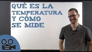 Qué es la temperatura y cómo se mide. Si quieres practicar lo que has aprendido en este vídeo puedes descargarte ejercicios con sus soluciones en ...