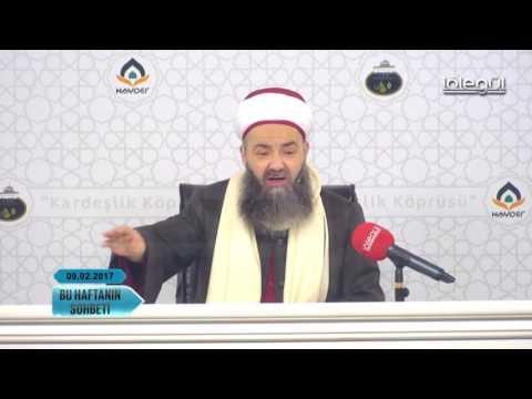 9 Şubat 2017 Tarihli Bu Haftanın Sohbeti - Cübbeli Ahmet Hocaefendi Lâlegül TV