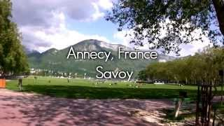 Annecy France  city photos gallery : Annecy, France - The Jewel of Savoy