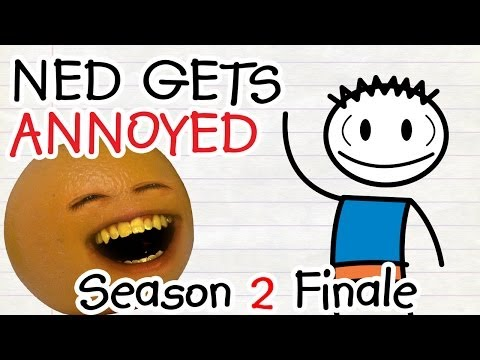 meets - Watch the ENTIRE season #1 of my TV show on Hulu: http://hulu.com/annoying-orange HEY! Play my new mobile game Splatter Up now! It's FREE! FREE iOS Splatter ...