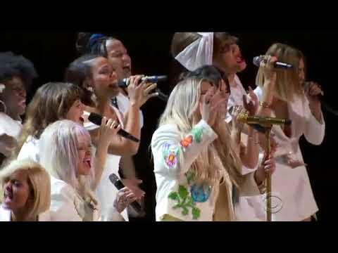 """KESHA PERFORMS """"PRAYING"""" AT 2018 GRAMMYS!!!"""