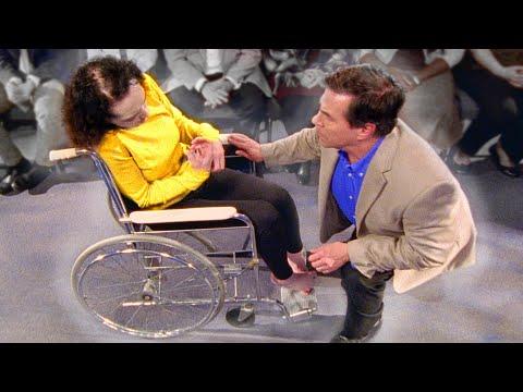 Does Jesus Still Heal Crippled People?