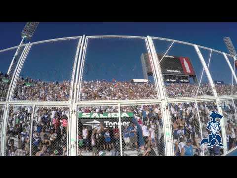 Video - HINCHADA HD | Velez 1 Vs Sarmiento 1 | Torneo 2015 | Fecha 4 - La Pandilla de Liniers - Vélez Sarsfield - Argentina