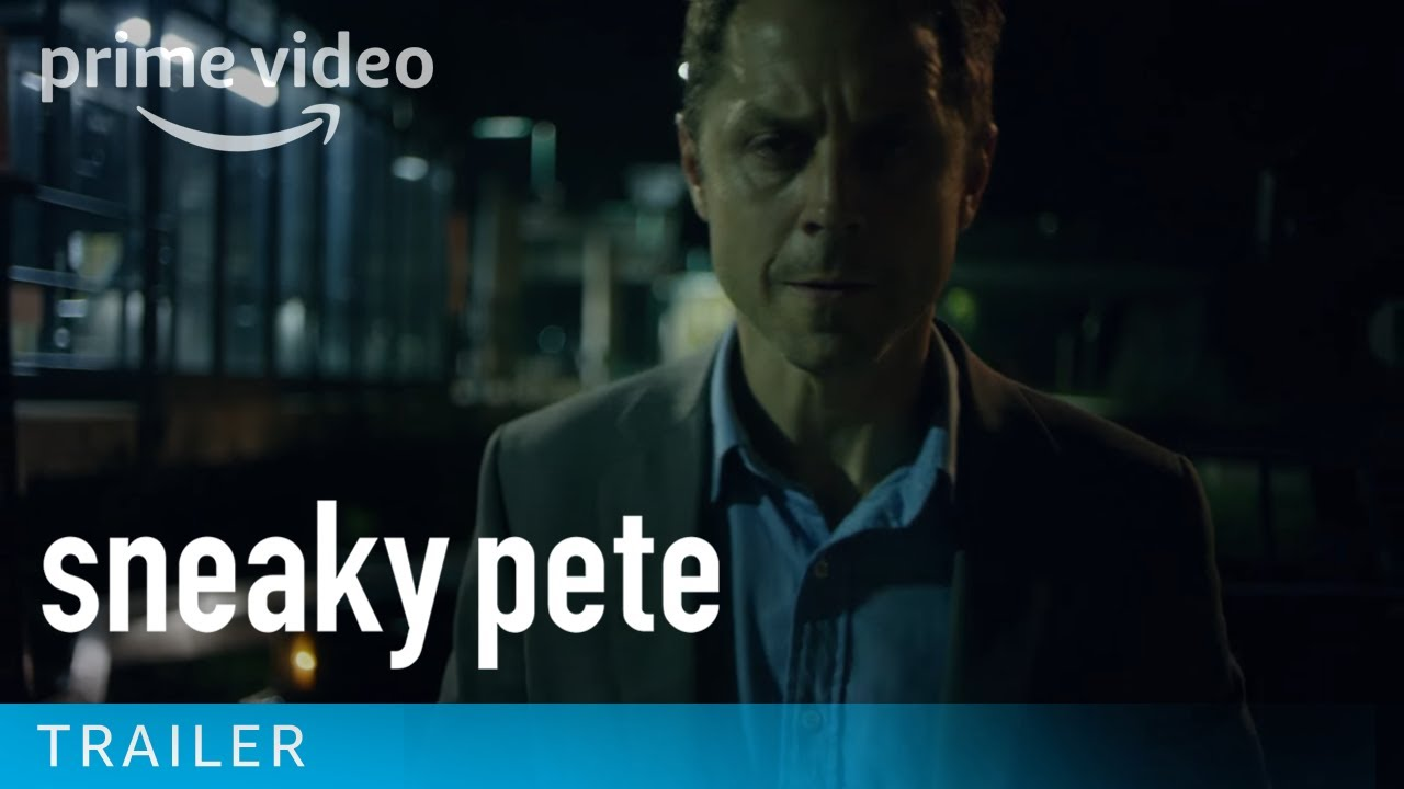 Every Con has Consequences in Bryan Cranston's 'Sneaky Pete' (Season 2 Trailer) Amazon Series starring Giovanni Ribisi