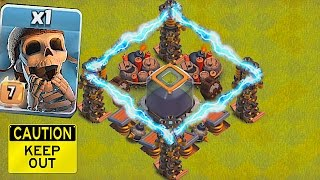 Video FORCE FIELD ACTIVATED!!🔸TROLL NOOB CHAMP PLAYERS!!🔸Clash Of Clans 😀 MP3, 3GP, MP4, WEBM, AVI, FLV Oktober 2017